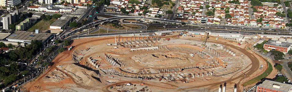 Estádio Arena das Dunas - Natal/RN
